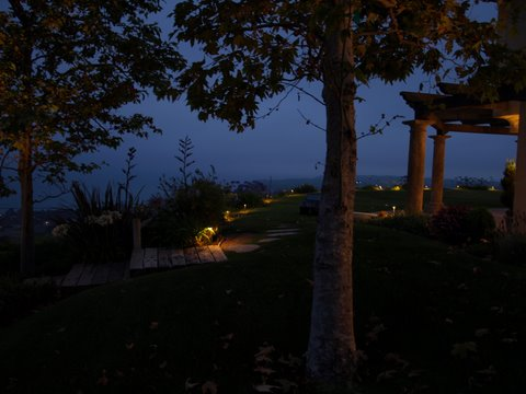 moorpark landscape lighting pathways