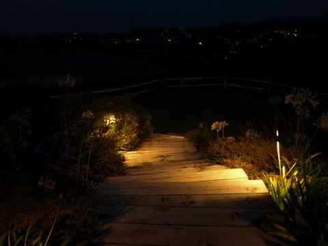 moorpark landscape lighting steps