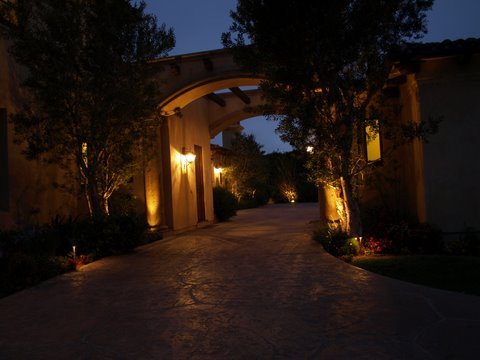moorpark landscape modern lighting