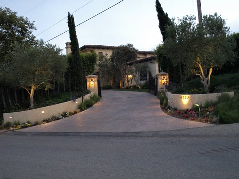 moorpark landscape lighting exterior lighting
